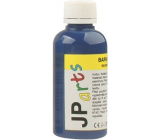 JP arts Paint for textiles for light materials, basic shades 7. Dark blue 50 g