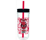 Epee Merch Marvel Spiderman Plastic glass 670 ml