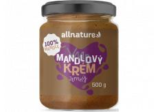 Allnature Almond Cream 500 g