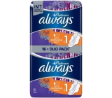 Always Platinum Collection Ultra Normal Plus sanitary napkins with wings 2 x 8 pieces