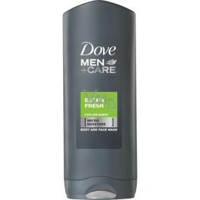 Dove Men + Care Extra Fresh shower gel for men 250 ml