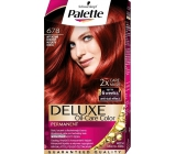 Schwarzkopf Palette Deluxe hair color 678 Intense red 115 ml