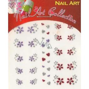 Absolute Cosmetics Nail Art self-adhesive nail stickers GNS 31 1 sheet