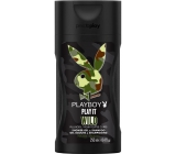 Playboy Play It Wild for Him 2v1 shower gel and shampoo 250 ml