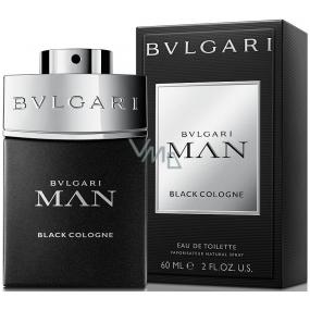 Bvlgari Man Black Cologne Eau De Toilette Spray 60 ml