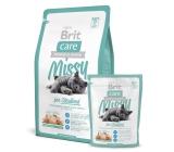 Brit Care Missy Sterilised Kuře + rýže pro sterilizované kočky 7 kg, hypoalergenní kompletní krmivo