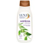 Alpa Luna Nettle herbal shampoo for hair, regenerates and nourishes hair roots 430 ml