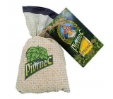 Bohemia Gifts Pivrnec Beer for stimulation and release of tension in the bath in a canvas bag 150 g