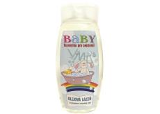 Bohemia Gifts & Cosmetics Baby kosmetika pro nejmenší koupelová olejová lázeň 250 ml