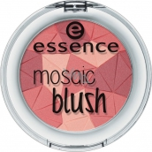 Essence Mosaic Blush tvářenka 35 Natural Beauty 4,5 g