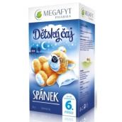 Megafyt Herbal teas for children 20 x 2 g