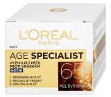 Loreal Paris Age Specialist 65+ nourishing anti-wrinkle night cream 50 ml