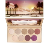 Essence of the eye shadow palette Ola Rio 04