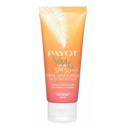 Payot SPF 50 Creme Savoureuse Invisible Sunscreen - High Face Protection 50ml