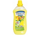 Sidolux Universal Fresh lemon detergent for all washable surfaces and floors 1 l