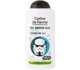 Corine de Farme Star Wars 2in1 baby shampoo and shower gel 250 ml