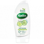 Radox Sensitive Fresh cucumber shower gel for sensitive skin 250 ml