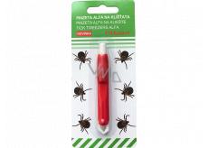 Alfa Tweezers for ticks 1 piece