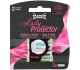 Wilkinson Lady Protector 5 spare heads