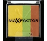 Max Factor Max Effect Trio Eye Shadows Eyeshadow 04 Queen Bee 3.5 g