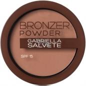 Gabriella Salvete Bronzer Powder SPF15 powder 01 8 g