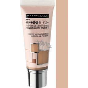 Maybelline Affinitone Makeup 09 Opal Rose 30 ml