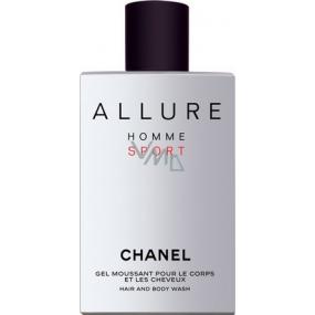 Chanel Allure Homme Sport shower gel 200 ml