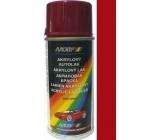 Motip Škoda Acrylic Car Paint Spray SD 8151 Red corrida 150 ml