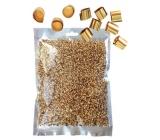 Gold roll confetti in a 36 g bag