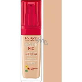 Bourjois Healthy Foundation 16H Makeup 52 Vanille 30 ml
