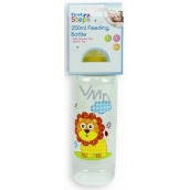 First Steps Jungle 0+ baby bottle Lion 250 ml