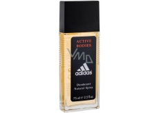Adidas Active Bodies EdP 75 ml men's scent deodorant glass