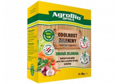 AgroBio Inporo Healthy vegetables 1 x 10 g + Inporo Vegetable growth 1 x 10 g - vegetable resistance set of bacteria