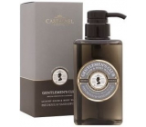 Castelbel Patchouli and sandalwood 2 in 1 washing gel for hands and body for men dispenser 450 ml