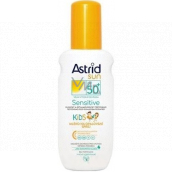 Astrid Sun Sensitive Kids OF50 + sunscreen spray 150 ml