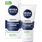 Nivea Men Sensitive soothing skin cream 75 ml