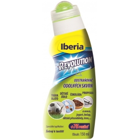 Iberia Revolution stain remover 150 ml brush