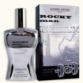 Jeanne Arthes Rocky Man Irridium toaletní voda 100 ml