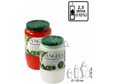 Bolsius Angela oil composite candle burning time 60 hours 1 piece