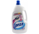 Lanza Vanish White gel tekutý prací prostředek na bílé prádlo 45 dávek 2,97 l