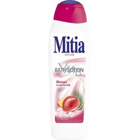 Mitia Mango in Natural Milk krémová pěna do koupele 750 ml