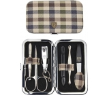 Kellermann 3 Swords Luxury manicure 6 pieces Fashion Materials in current fashion material 7858 FN