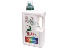 Jelen Prací gel na barevné prádlo 60 dávek 2,7 l