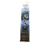 Disney Frozen Olaf MilkiMix milk straw blend for chocolate beverage 5 straws of 30 g each