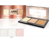 Revers Lumi Strobing Professional Highlighter Palette Brightener Palette 01 12.5 g
