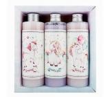 Bohemia Gifts & Cosmetics Unicorn XL shower gel 250 ml + hair shampoo 250 ml + bath foam 250 ml, for children cosmetic set