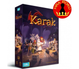Albi Karak board game for 2-5 players, recommended age 7+