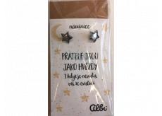 Albi Gift jewelry earrings Friends 1 pair