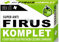 Nekupto Sweet first aid Menthol dragees Firus complete 15 g
