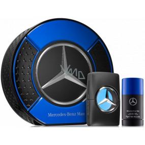 Mercedes-Benz Man eau de toilette for men 50 ml + deostick 75 ml, gift set
